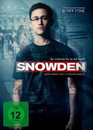 Snowden, 1 DVD | Dodax.co.uk