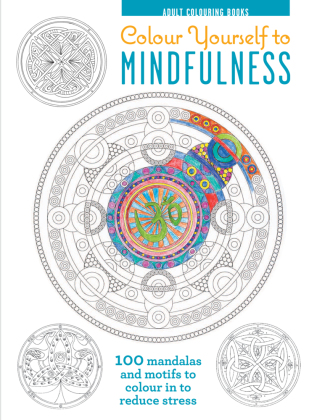Colour Yourself to Mindfulness | Dodax.ch