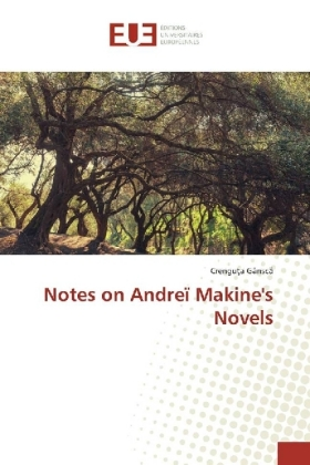 Notes on Andreï Makine's Novels | Dodax.de