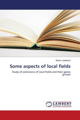 Some aspects of local fields   Dodax.at