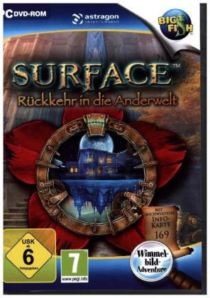 Surface, Rückkehr in die Anderwelt, 1 DVD-ROM | Dodax.co.jp