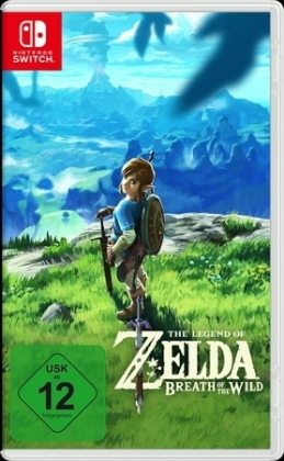 The Legend of Zelda, Breath of the Wild, 1 Nintendo Switch-Spiel | Dodax.ch