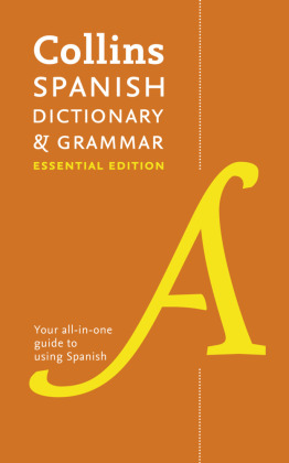 Collins Spanish Dictionary and Grammar | Dodax.de