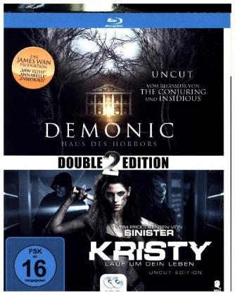 Demonic & Kristy, 2 Blu-ray | Dodax.co.uk