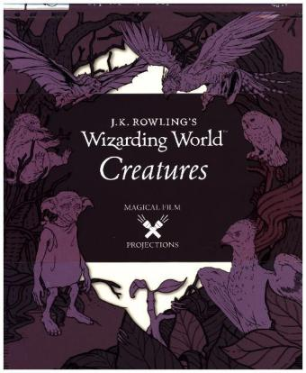 J.K. Rowling's Wizarding World: Magical Film Projections: Creatures | Dodax.ch