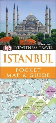 DK Eyewitness Travel Pocket Map and Guide Istanbul   Dodax.at