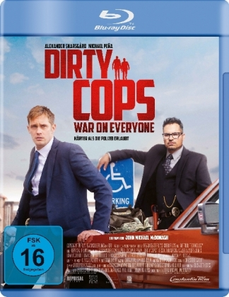 Dirty Cops: War on everyone, 1 Blu-ray | Dodax.at
