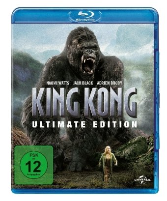 King Kong - Ultimate Edition | Dodax.fr