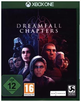 Dreamfall Chapters, 1 Xbox One-Blu-ray Disc | Dodax.es