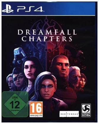 Dreamfall Chapters, 1 PS4-Blu-ray Disc | Dodax.at