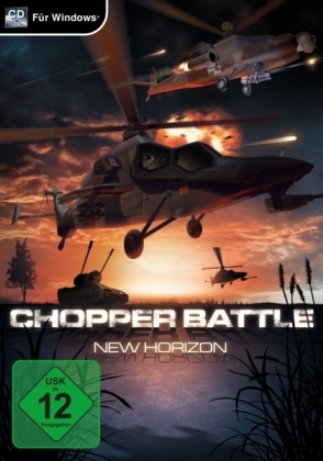 Chopper Battle, New Horizon, 1 CD-ROM | Dodax.de