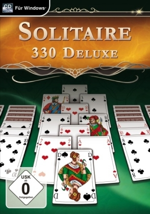 Solitaire 330 Deluxe, 1 CD-ROM | Dodax.com