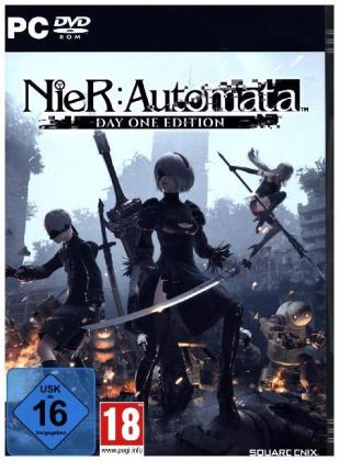 NieR, Automata, 1 DVD-ROM (Day One Edition) | Dodax.at
