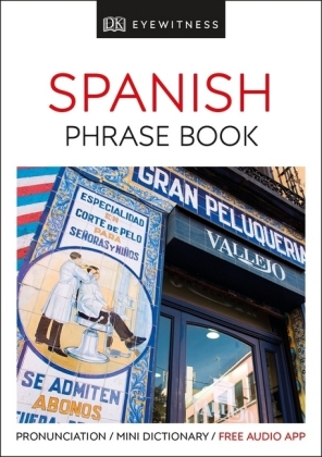 Eyewitness Travel Phrase Book Spanish | Dodax.at