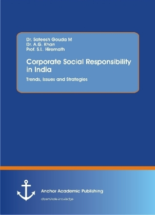 Corporate Social Responsibility in India. Trends, Issues and Strategies | Dodax.at