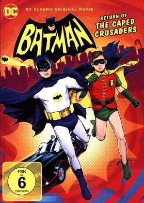 Batman: Return of the Caped Crusaders, 1 DVD | Dodax.es