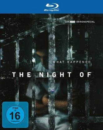 The Night of - Serienspecial, 3 Blu-rays | Dodax.at