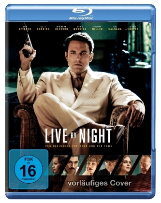 Live by Night, 1 Blu-ray | Dodax.de