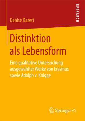 Distinktion als Lebensform | Dodax.at