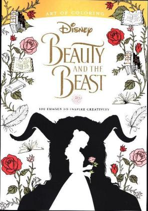 Art of Coloring: Beauty and the Beast | Dodax.pl