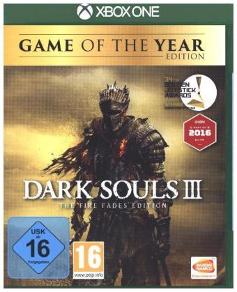 Dark Souls III, 1 Xbox One-Blu-ray Disc (The Fire Fades Edition) (Game of the Year Edition) | Dodax.at