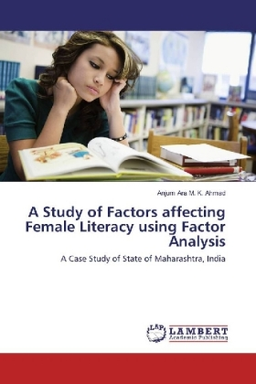 A Study of Factors affecting Female Literacy using Factor Analysis | Dodax.at