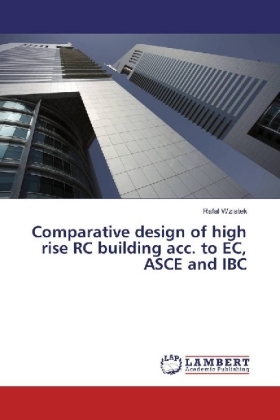 Comparative design of high rise RC building acc. to EC, ASCE and IBC | Dodax.de