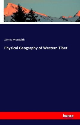 Physical Geography of Western Tibet | Dodax.com