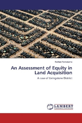 An Assessment of Equity in Land Acquisition | Dodax.pl