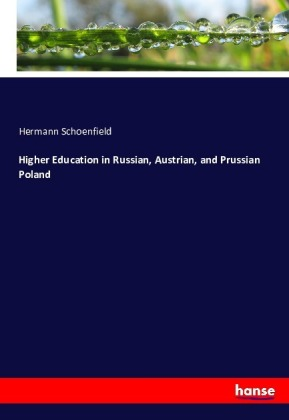 Higher Education in Russian, Austrian, and Prussian Poland | Dodax.es