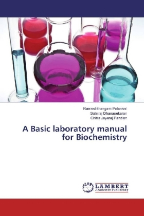 A Basic laboratory manual for Biochemistry | Dodax.pl