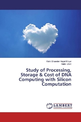 Study of Processing, Storage & Cost of DNA Computing with Silicon Computation | Dodax.de