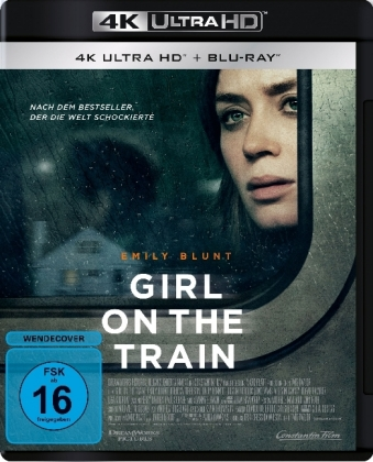Girl on the Train 4K, 1 UHD-Blu-ray | Dodax.ch