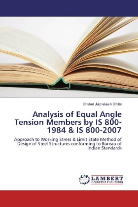 Analysis of Equal Angle Tension Members by IS 800-1984 & IS 800-2007   Dodax.de
