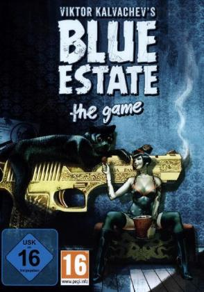 Viktor Kalvachev's Blue Estate, 1 DVD-ROM | Dodax.co.jp