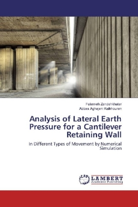 Analysis of Lateral Earth Pressure for a Cantilever Retaining Wall | Dodax.at