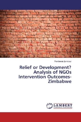 Relief or Development? Analysis of NGOs Intervention Outcomes-Zimbabwe | Dodax.ch