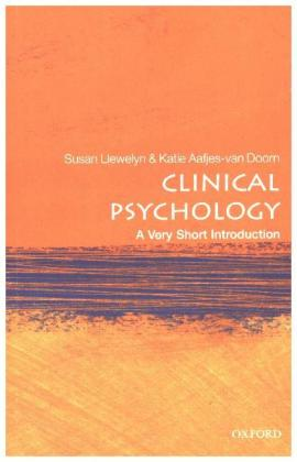 Clinical Psychology: A Very Short Introduction | Dodax.at