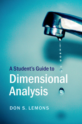 A Student's Guide to Dimensional Analysis | Dodax.pl