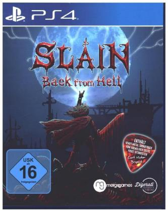 Slain, Back from Hell, 1 PS4-Blu-Ray-Disc | Dodax.es