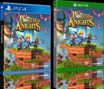 Portal Knights, 1 PS4-Blu-Ray-Disc | Dodax.es