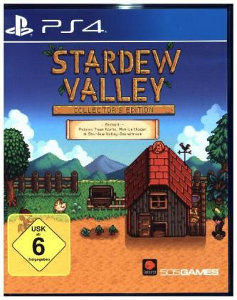 Stardew Valley, 1 PS4-Blu-Ray-Disc (Collector's Edition) | Dodax.ch