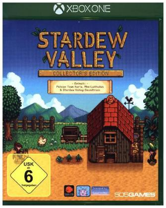 Stardew Valley, 1 Xbox One-Blu-ray Disc (Collector's Edition) | Dodax.es