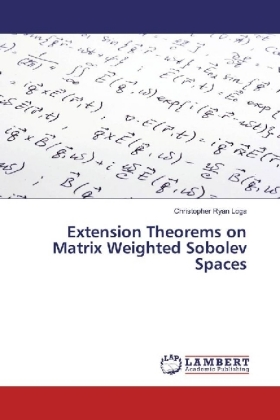 Extension Theorems on Matrix Weighted Sobolev Spaces | Dodax.at