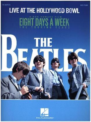 The Beatles: Live At The Hollywood Bowl (Easy Piano) | Dodax.pl