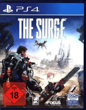 The Surge, 1 PS4-Blu-Ray-Disc | Dodax.fr