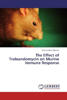 The Effect of Troleandomycin on Murine Immune Response | Dodax.at