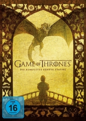 Game of Thrones. Staffel.5, 5 DVDs | Dodax.de