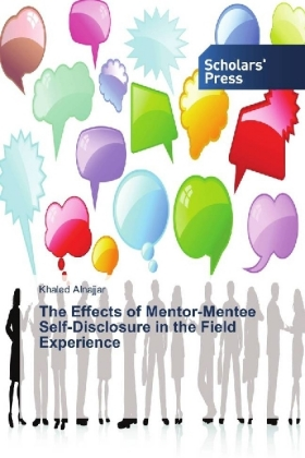 The Effects of Mentor-Mentee Self-Disclosure in the Field Experience | Dodax.at