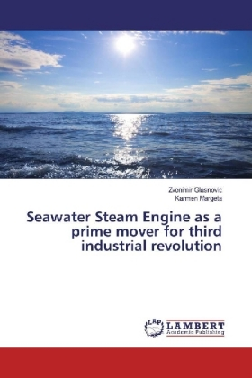 Seawater Steam Engine as a prime mover for third industrial revolution | Dodax.pl